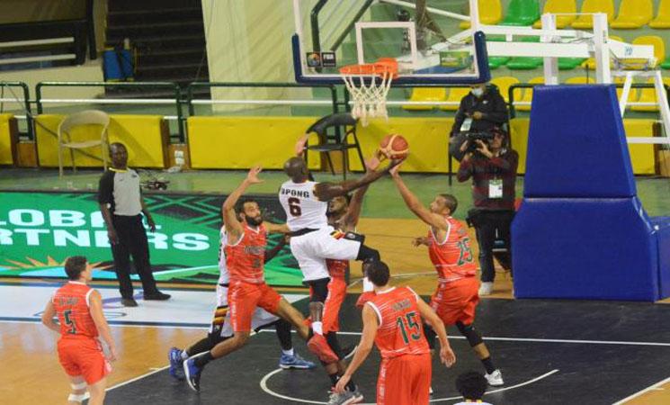 منتخب السلة يخرج من التصفيات الافريقية بثلاث هزائم