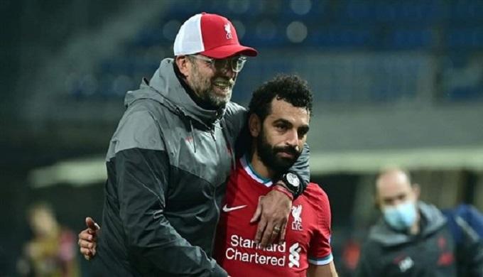 صلاح سيشارك في تدريب ليفربول بعد سلبية كورونا