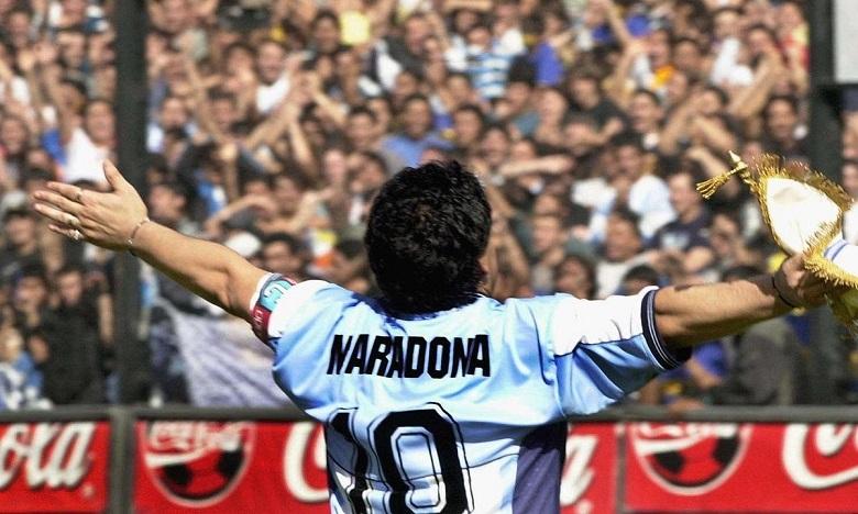 تغيير مسمى الدوري الأرجنتيني 2020 إلى كأس دييغو مارادونا