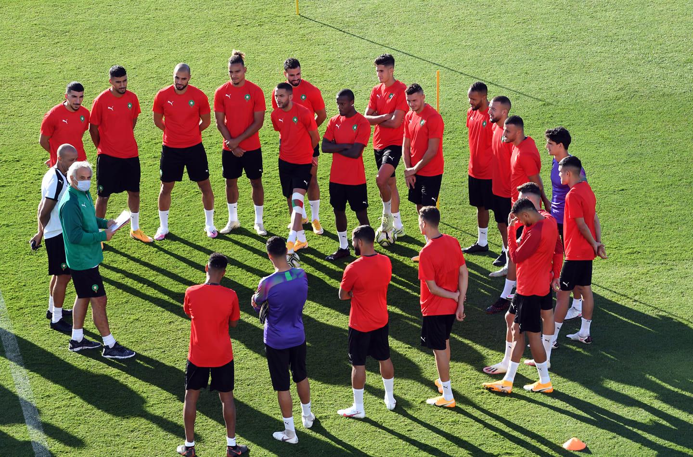 """المنتخب المغربي يقفز إلى المركز 35 في تصنيف """"فيفا"""""""