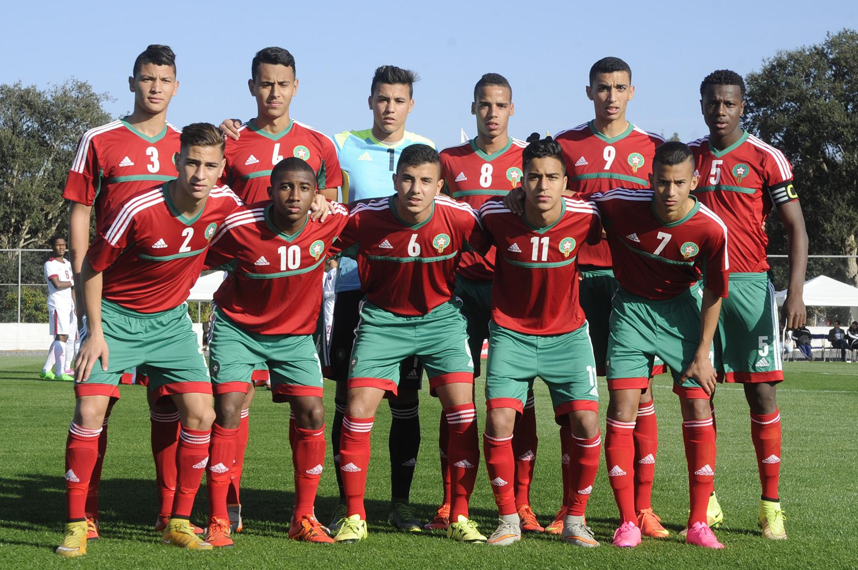منتخب الشباب يدشن التصفيات بمواجهة الجزائر