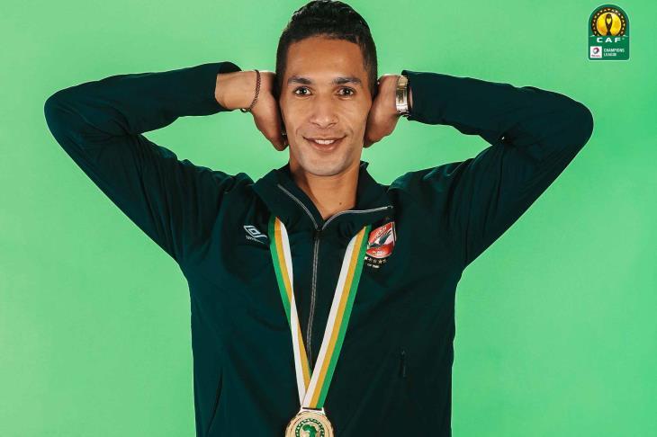 الأهلي المصري يقيد بدر بانون في اللائحة النهائية