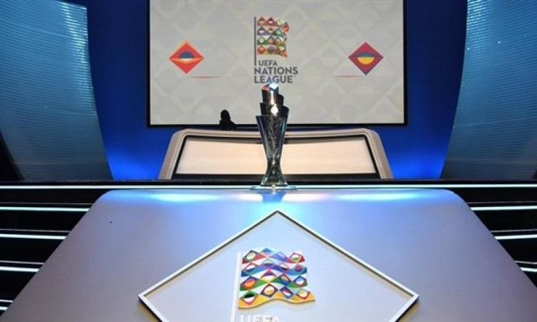 إيطاليا أمام إسباني و وفرنسا تواجه بلجيكا في المربع الذهبي لدوري الأمم الأوروبية