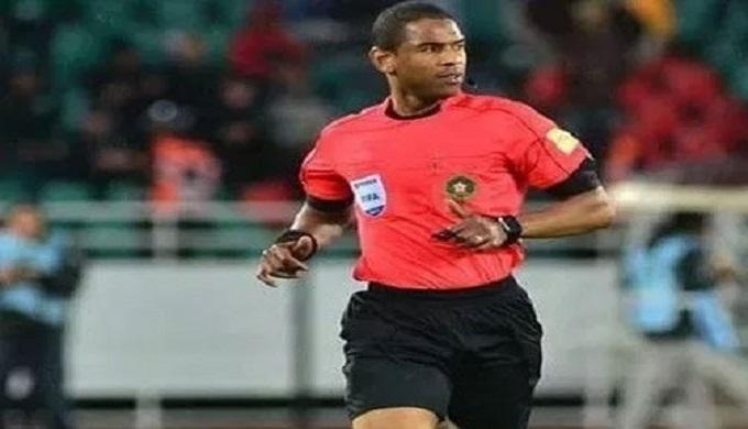 الكزاز ضمن حكام كأس أفريقيا للاعبين المحليين