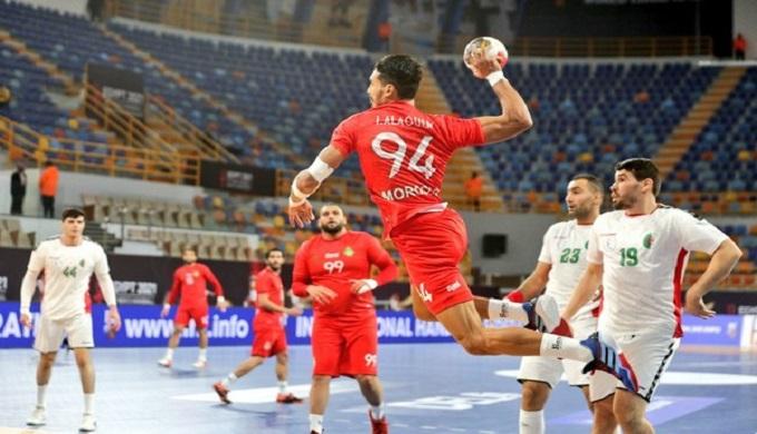 المنتخب المغربي يواجه أيسلندا في الجولة الثالثة لمونديال اليد