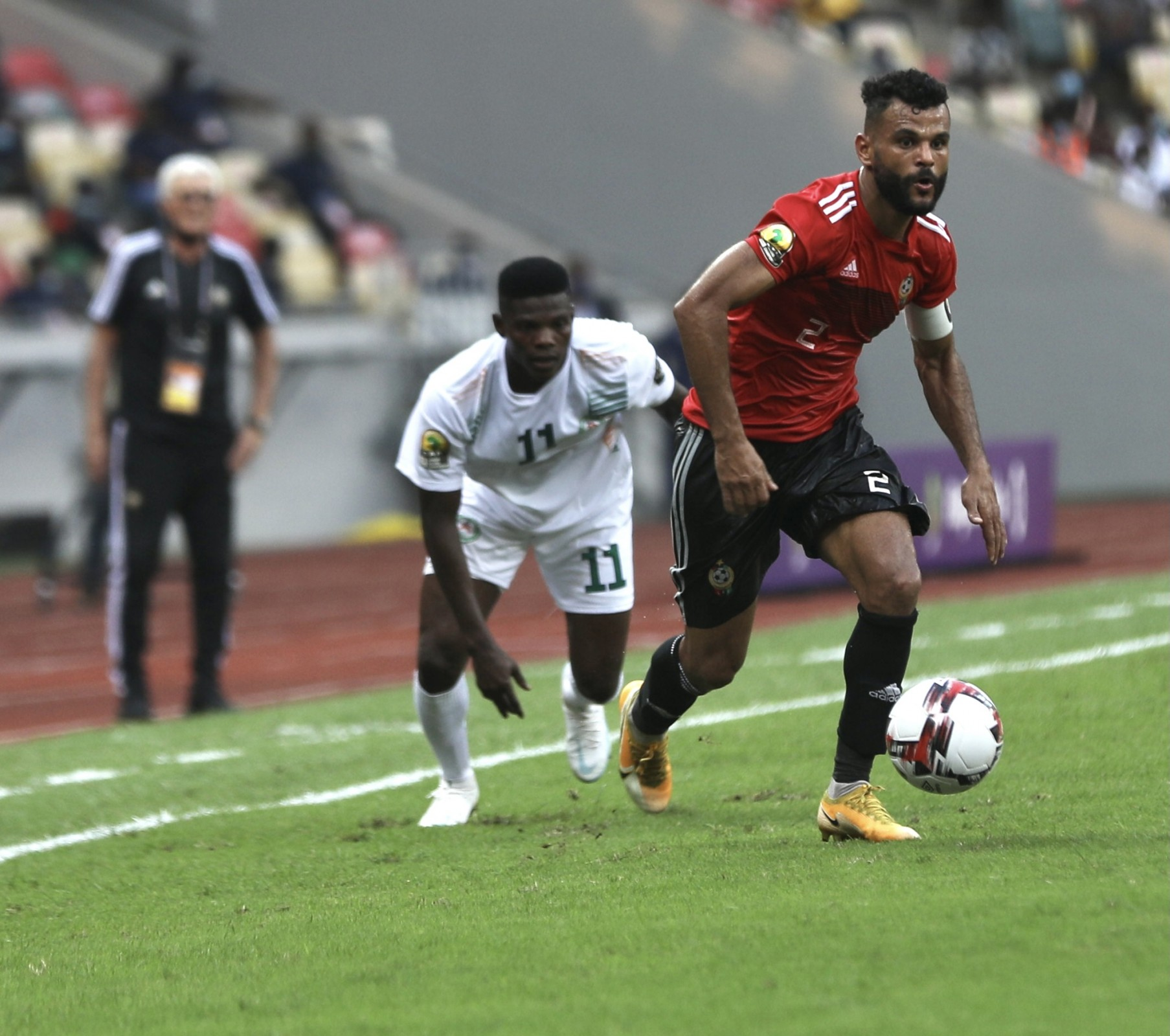 اللافي يعترف بصعوبة مواجهة ليبيا أمام جمهورية الكونغو