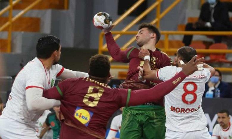 منتخب كرة اليد يتلقى الهزيمة الثانية على التوالي بمصر