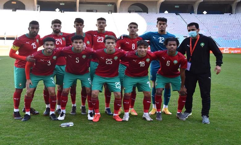 منتخب المغرب لأقل من 20 يدخل تربصا إعداديا بالعيون