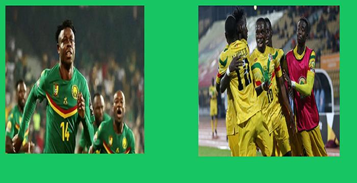 الكاميرون ومالي أول المتأهلين للدور الربع