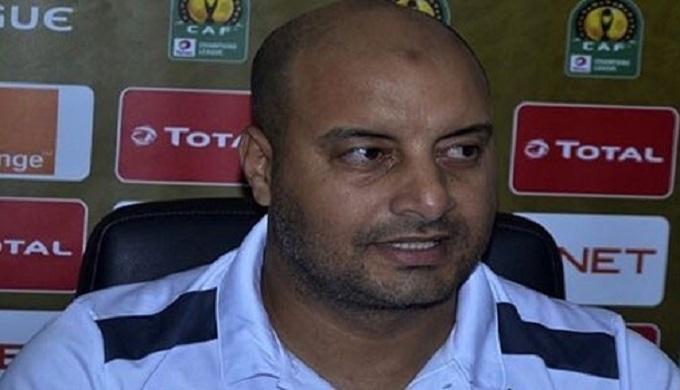 أشامي يقدم استقالته من أولمبيك أسفي