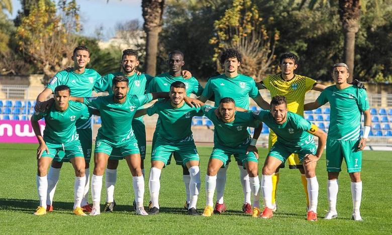 النادي القنيطري يحقق فوزه الأول في الموسم