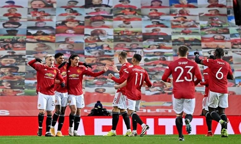 المان يونايتد يقصي ليفربول من كأس الاتحاد الإنجليزي