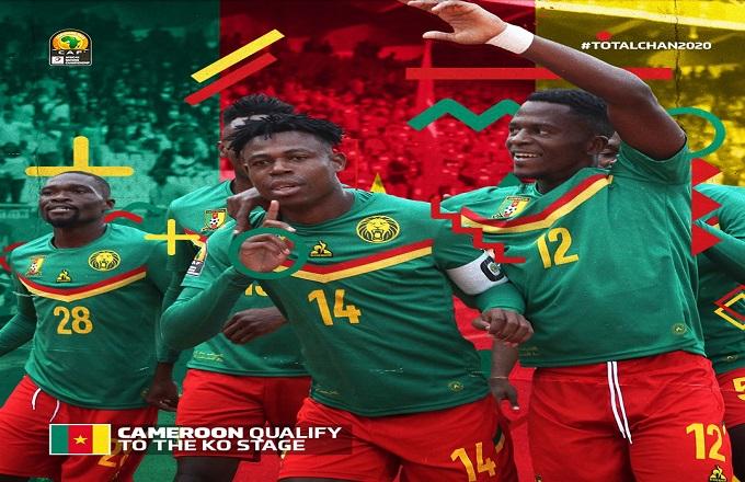 زوا: أطمح للفوز بالشان مع المنتخب الكاميروني