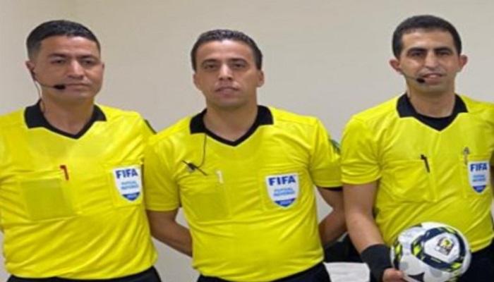 3 حكام مغاربة في كأس العالم للفوتسال بليتوانيا