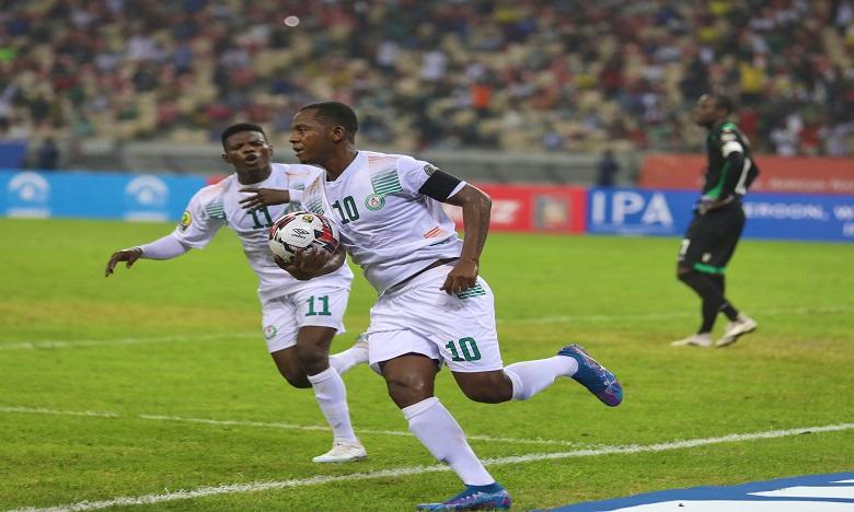 منتخب النيجر يعزز حظوظه لبلوغ دور الربع