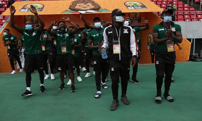 منتخب زامبيا يحسم مباراته الأولى أمام تنزانيا