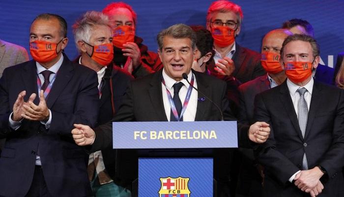 لابورتا يعين فيران ريفيرتر رئيساً تنفيذياً لنادي برشلونة