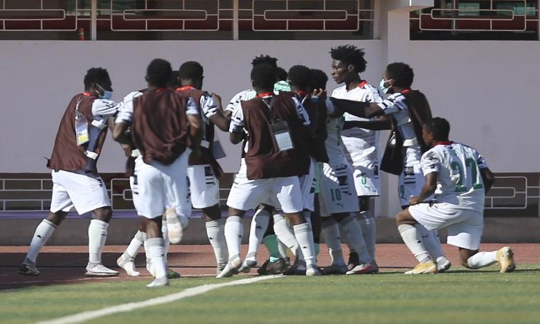 """غانا أول المتأهلين لنهائي """"كان الشباب"""" 2021"""