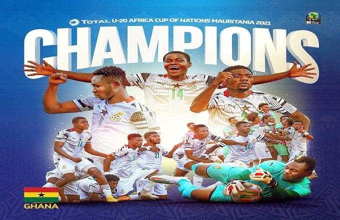 منتخب غانا يحرز كأس إفريقيا لأقل من 20 سنة