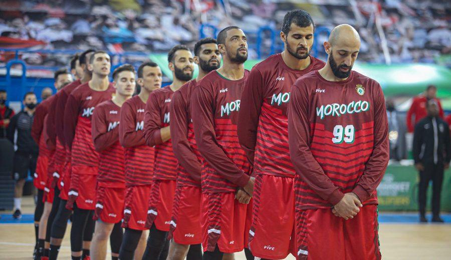 """""""فيبا"""" يحدد موعد مباراة أسود السلة ومنتخب أوغندا"""