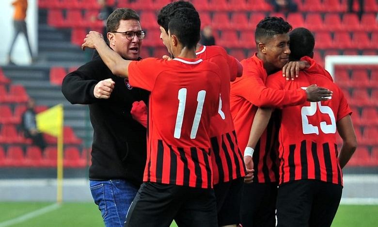شباب المحمدية في ربع نهائي كأس العرش