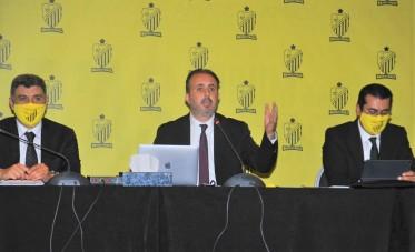 اتفاقية تعاون بين كرة قدم المغرب الفاسي وفرع السلة