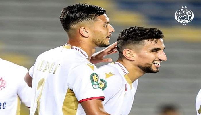الوداد ينهي دور المجموعات بفوزه الرابع