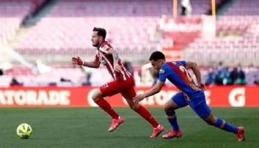 الصراع يحتدم على اللقب بعد تعادل برشلونة مع أتلتيكو