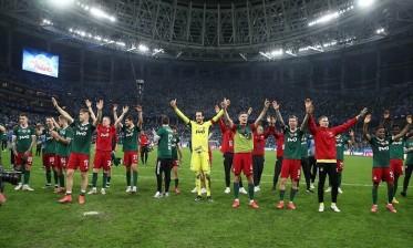 لوكوموتيف موسكو بطلاً لكأس روسيا للمرة التاسعة في تاريخه