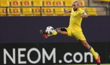 أمرابط يحرز أسرع هدف في تاريخ الدوري السعودي
