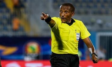 الإثيوبي تيسيما يقود مباراة الوداد ومولودية الجزائر
