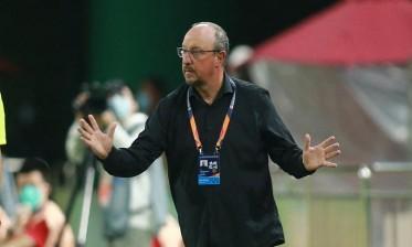 بينيتيز ينوي العودة إلى الدوري الإنجليزي