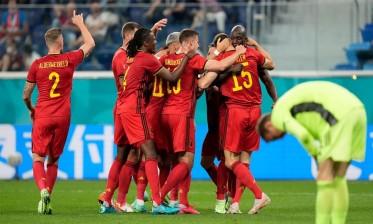 بلجيكا تبدأ مشوار أوروبا بهزم  روسيا