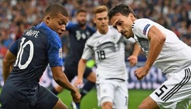 """نهائي مبكر بين ألمانيا وفرنسا في """"مجموعة الموت"""""""