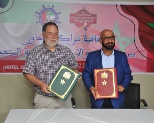 اتفاقية تعاون بين المغرب والإمارات في مجال الرياضات البحرية