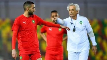 لاعبون يطالبون لقجع باستبعاد خليلوزيتش من المنتخب