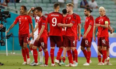 سويسرا تخرج تركيا من  كأس أوروبا