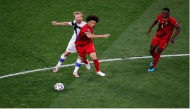 بلجيكا تحقق فوزها الثالث
