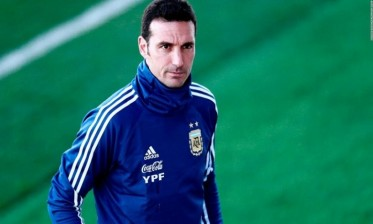 """مدرب الأرجنتين يصف الباراغواي بالمنافس """"غير المريح"""""""