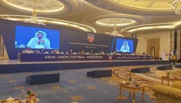لقجع عضو بالاتحاد العربي لكرة القدم
