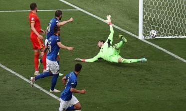"""إيطاليا تفوز على ويلز ويبلغان ثمن نهائي """"الأورو 2020"""""""