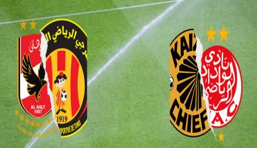 الكاف يوافق على حضور الجماهير لمباراتي نصف نهائي دوري الأبطال
