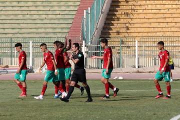 المنتخب الوطني يتأهل للدور الثاني من كأس العرب