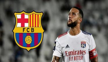 برشلونة يقترب من حسم صفقة التعاقد مع ديباي