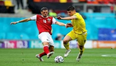 النمسا تتأهل إلى دور الثمن بالفوز على أوكرانيا