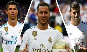 أغلى 10 انتقالات في تاريخ ريال مدريد