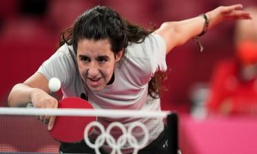 السورية هند أصغر رياضية في الأولمبياد