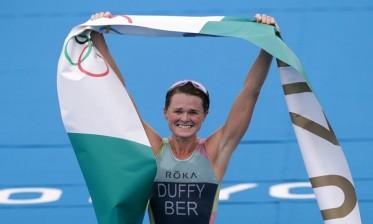 ميدالية تاريخية لبرمودا في الألعاب الأولمبية