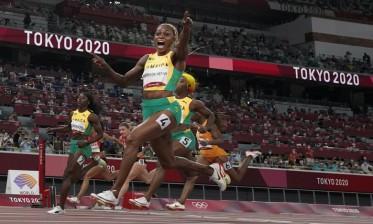 الجامايكية هيرا تسجل ثاني أسرع زمن في التاريخ