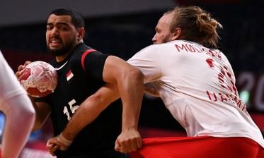 مصر تخسر أمام الدنمارك في منافسات اليد